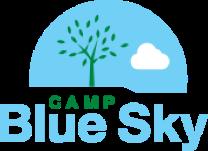 Camp Blue Sky Logo